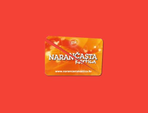 Obavijest o ukidanju programa Narančaste kartice